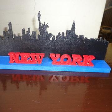 Enfeite New York