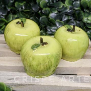 Sabonete mini maçã verde