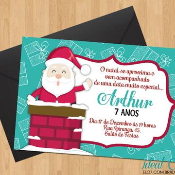 Convite - Natal