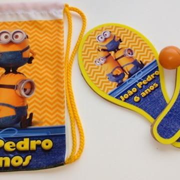Mochila de ping pong Minions