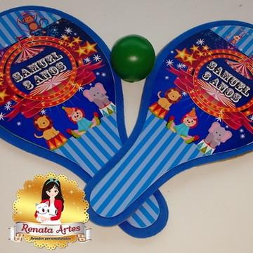 Raquetes de ping pong Circo