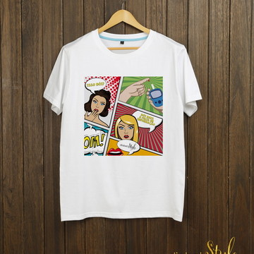 Camiseta HQ