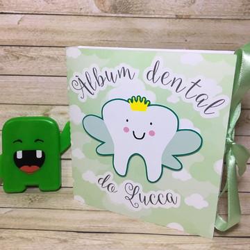 Álbum Dental Dente Verde Recordações