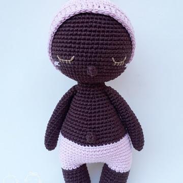 Meu Bebê de Crochê - Amigurumi - Newborn