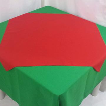 Toalha de Mesa + Cobre mancha natal