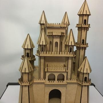 Castelo em MDF