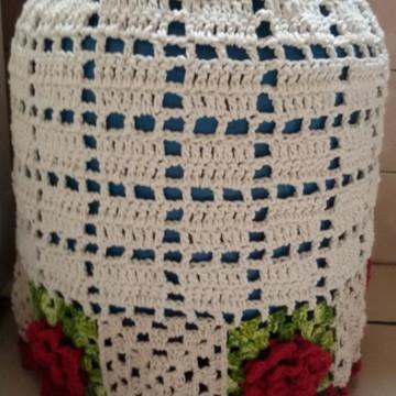 Capa para Botijão em croche