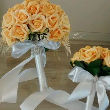 Bouquet Di Taranto + lapela noivo