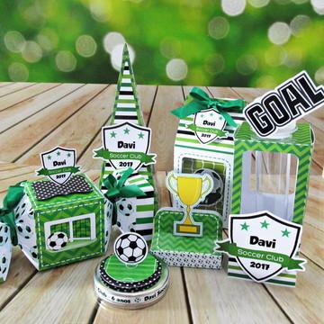 Kit Festa Personalizada Futebol