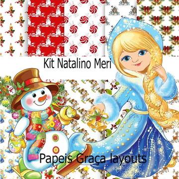 Kit Digital Natalino Meri