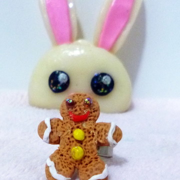 Anel Gingerbread ^^