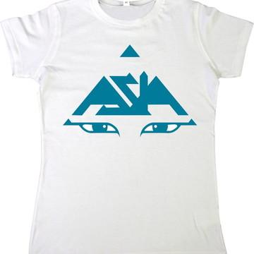 Asia Camiseta Baby Look