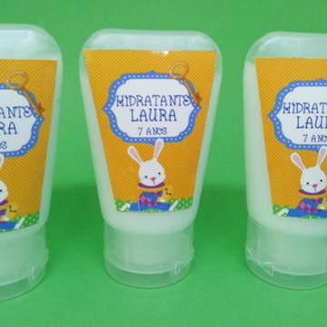 Creme Hidratante Personalizado Alice no País das Maravilhas