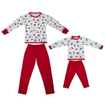 Pijama Peixinha Tal Mãe Tal Filha