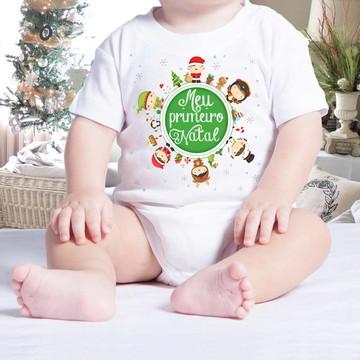 Body Meu Primeiro Natal