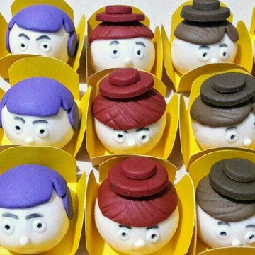 Docinho modelado Toy Story