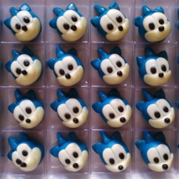 Sonic - Doces Modelados