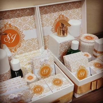 Kit embalagens Fem + Masc + Bandejas
