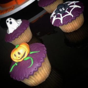 Mini cupcakes halloween