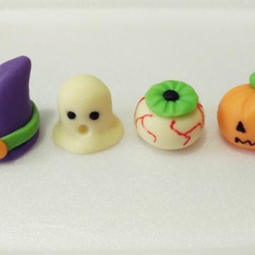 Halloween - Doces Modelados