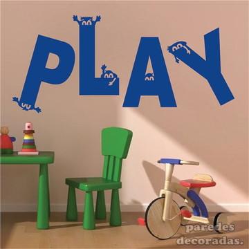 Adesivo play