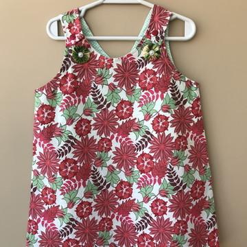 Vestido verão - Estampa Floral