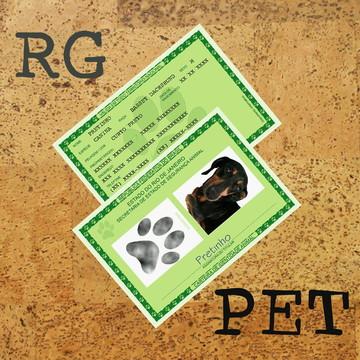 RG PET DIGITAL - ENVIO POR E-MAIL