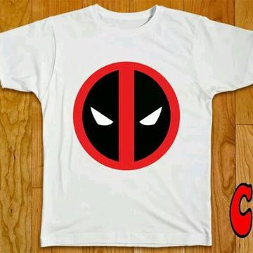 Camiseta HQ Deadpool - 03
