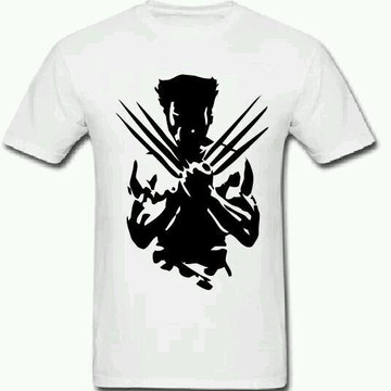 Camiseta HQ Wolverine - 01