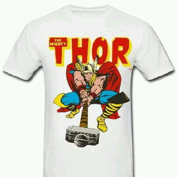 Camiseta HQ Thor - 01
