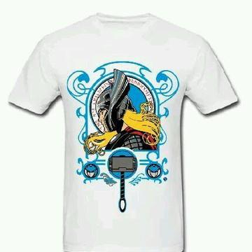 Camiseta HQ Thor - 02