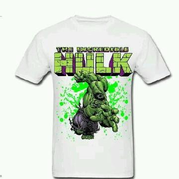 Camiseta HQ Hulk - 02