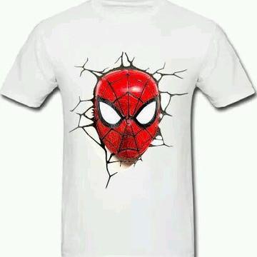 Camiseta HQ Homem-Aranha - 03