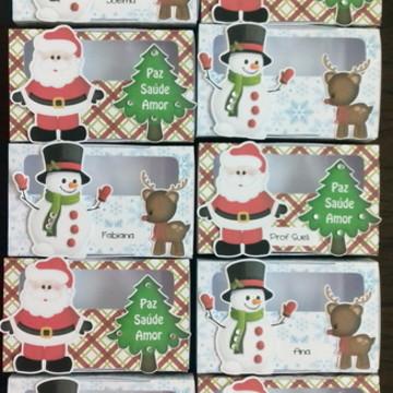 Lembrancinha de Natal