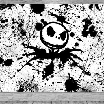Painel Estranho Mundo de Jack-Frete Grát