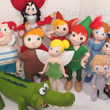 Turma Peter Pan