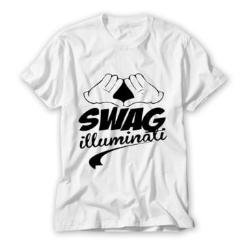 4491cb4583 Camiseta Swag Illuminati