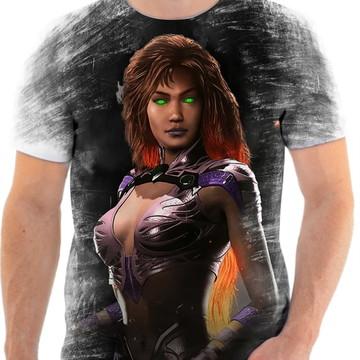 Camiseta Camisa Personalizada Estelar Injustice Full Hd 2