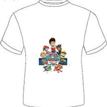 0f3e5dbdb Personalizamos Camisetas Brancas 100 Poliester