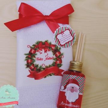 Lembrancinha brinde kit de natal