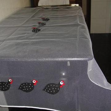 Cobre mesa Galinhas dángola