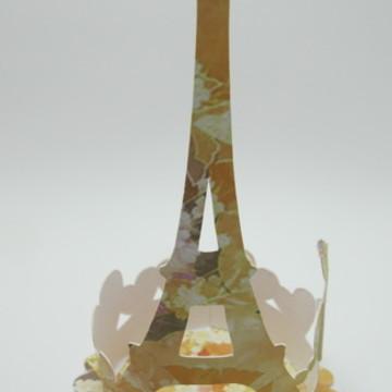 10 Forminhas Paris Luxo - Frete grátis