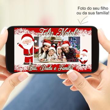 Cartão de Natal - Digital