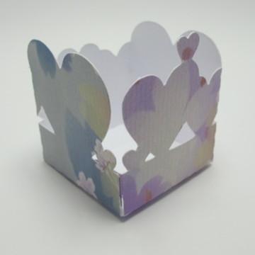 10 Forminhas Corações Luxo - Frete grátis