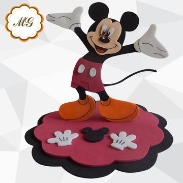 Enfeite em Eva - Mickey