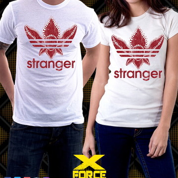 Camiseta Stranger Things adidas Demogorgon Demodog
