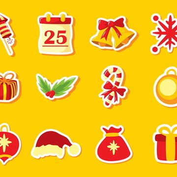 Kit Placas Natal (A4)