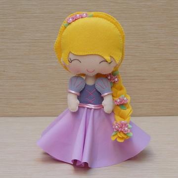 Princesa Rapunzel Cute