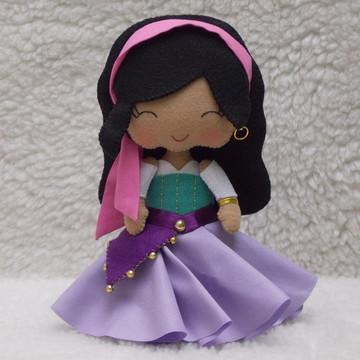 Princesa Esmeralda Cute