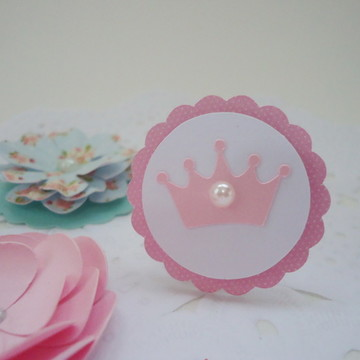 Tag Coroa Realeza Princesa